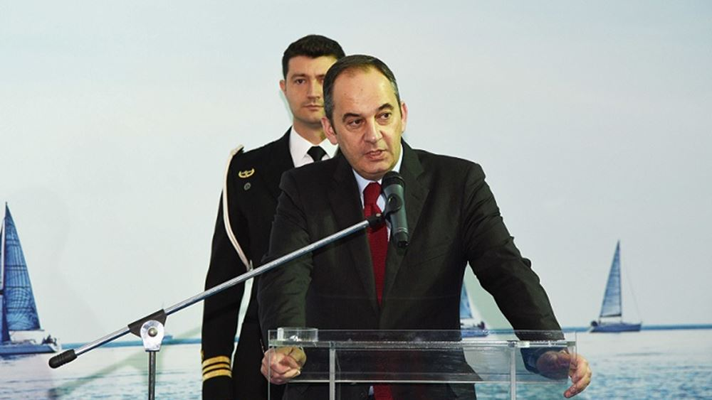 Το 16ο Ναυτικό Σαλόνι εγκαινίασε ο Γιάννης Πλακιωτάκης
