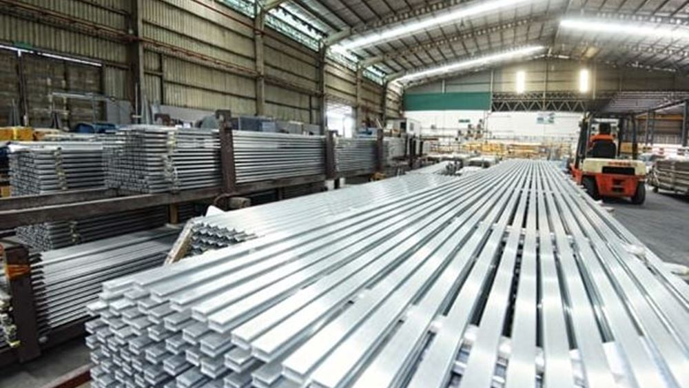 Eurometaux: SOS για την ευρωπαϊκή βιομηχανία αλουμινίου