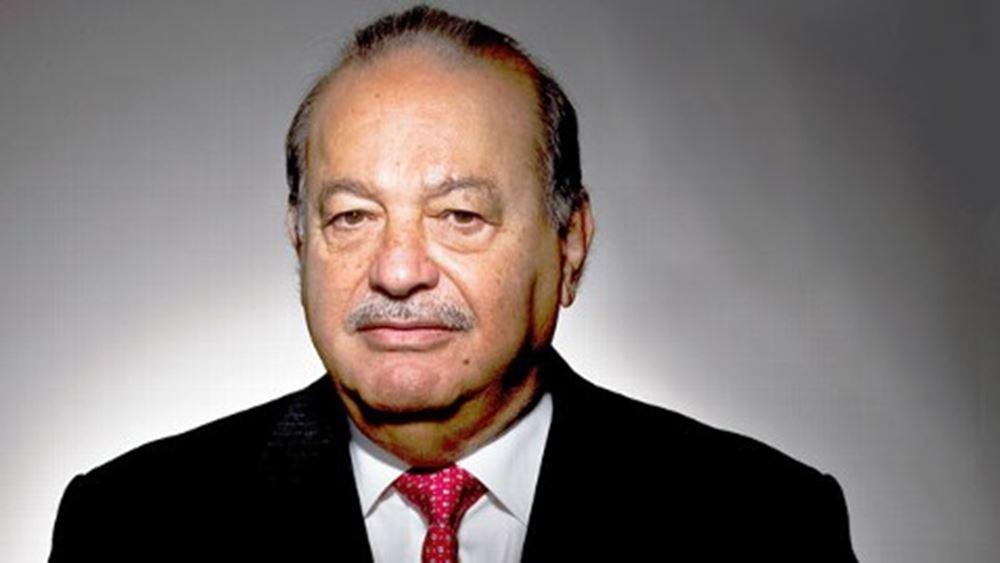 Μεξικό: Θετικός στον κορονοϊό ο δισεκατομμυριούχος, Κάρλος Σλιμ