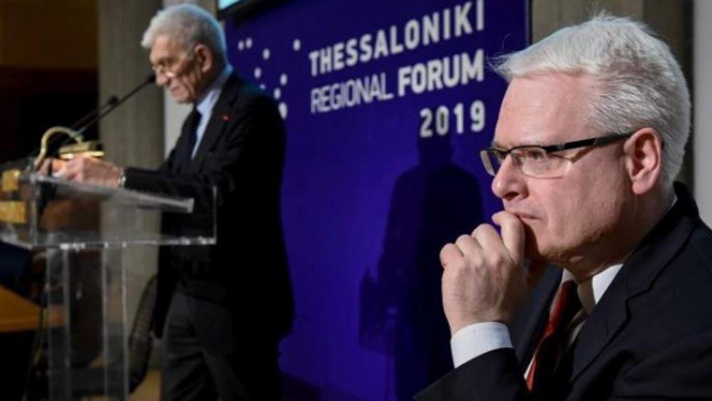 "Thessaloniki Regional Forum: Η συνδεσιμότητα ""κλειδί"" για την προσέγγιση ΕΕ – Δυτικών Βαλκανίων"