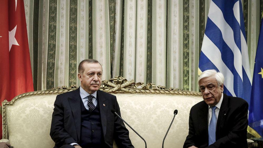 """Γερμανικά ΜΜΕ για επίσκεψη Ερντογάν: """"Λογομάχησαν μπροστά στις κάμερες"""""""
