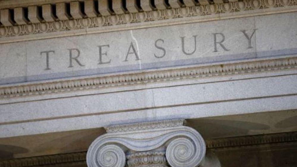 Στο ένα τρισεκατομμύριο δολάρια το δημοσιονομικό έλλειμμα των ΗΠΑ