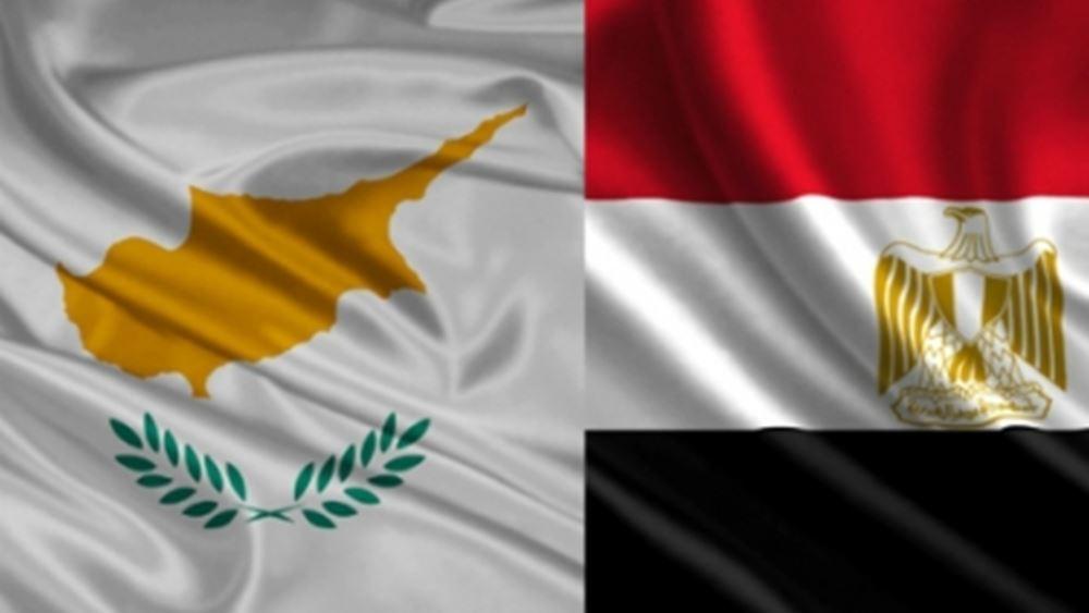 Κύπρος: Επίσημη επίσκεψη του αρχηγού Εθνικής Φρουράς στην Αίγυπτο