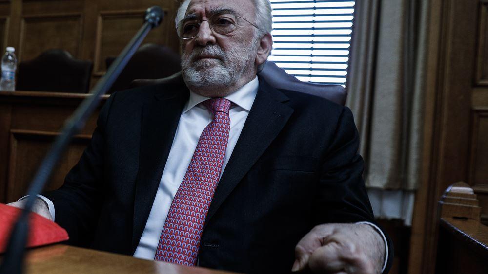 Προανακριτική Επιτροπή για υπόθεση Ν. Παππά: Νέα στοιχεία κατέθεσε ο Χρ. Καλογρίτσας