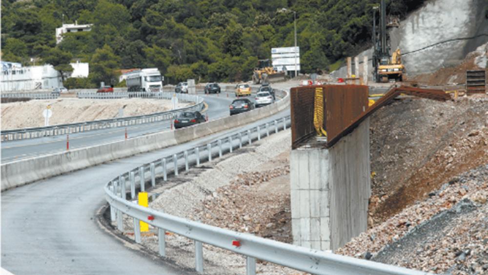 Χρηματοδότηση €1.5 εκατ. για τον δρόμο Άγραφα-Καρδίτσα
