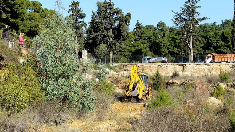 Συνεχίζεται κανονικά η κατασκευή του γηπέδου της ΑΕΚ