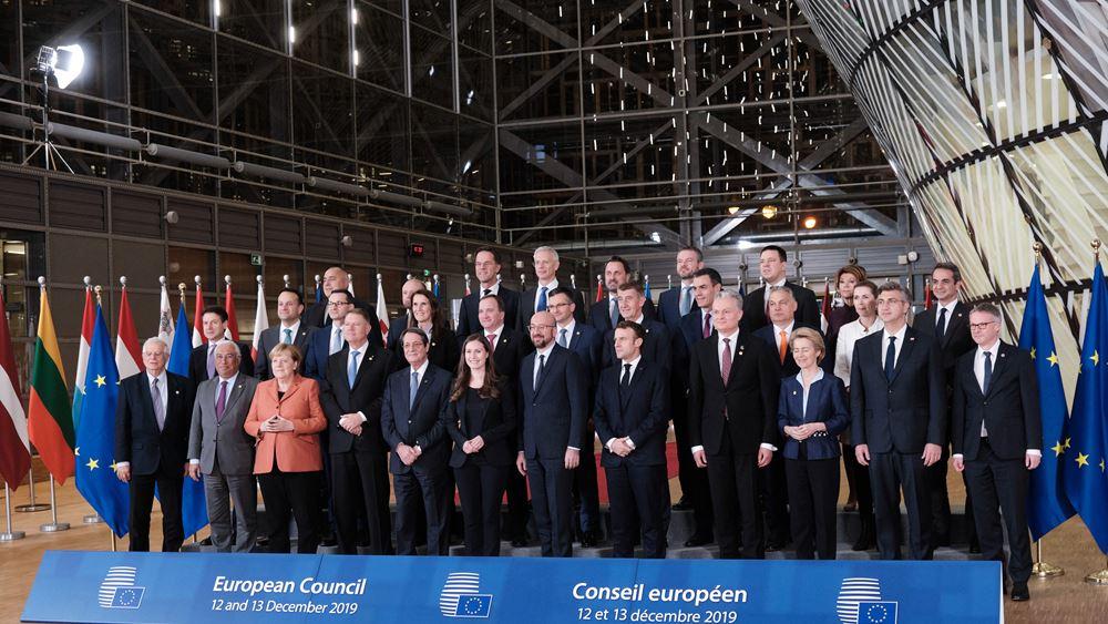 Στήριξη ΕΕ σε Ελλάδα και Κύπρο - συμφωνία  για το κλίμα στη Σύνοδο Κορυφής