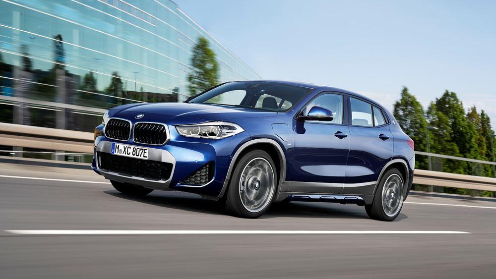 Nέα BMW X2 xDrive25e