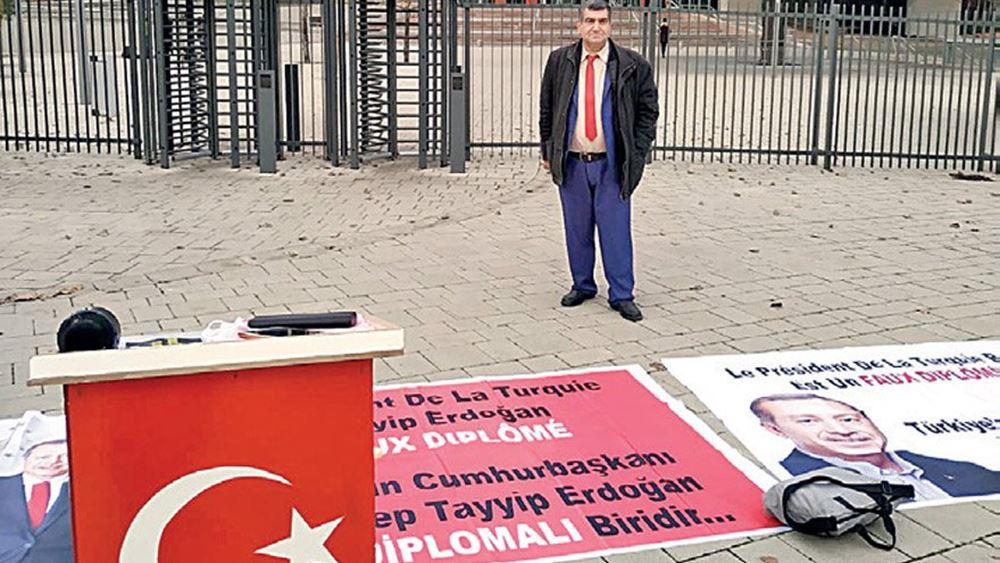 Τούρκος πολιτικός ζητά να δικαστεί ο Ερντογάν επειδή δεν έχει πτυχίο