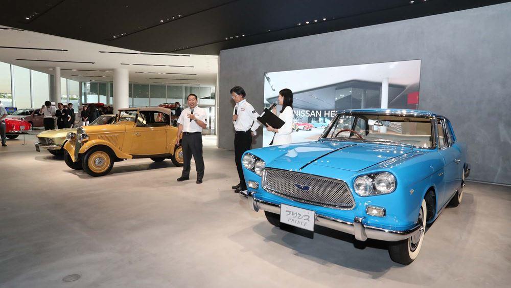 Μια διαφορετική έκθεση της Nissan, στην Ιαπωνία