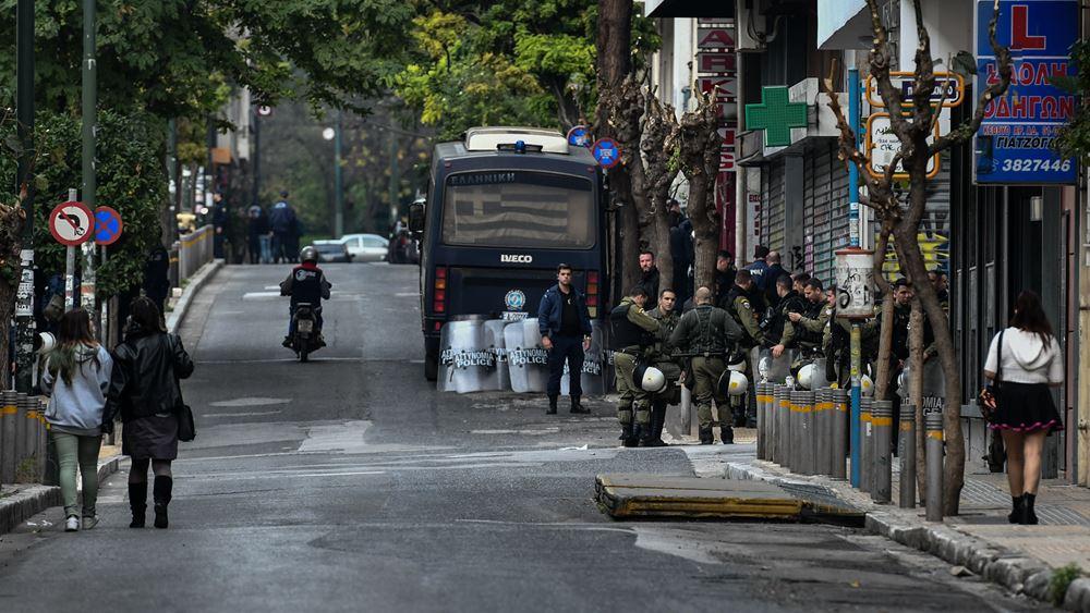 ΕΛ.ΑΣ.: Σε πλήρη ετοιμότητα για την επέτειο της δολοφονίας του Α. Γρηγορόπουλου