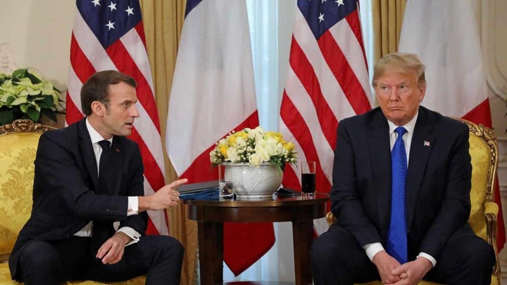Κόντρα Τραμπ - Μακρόν: Θέλετε Ευρωπαίους τζιχαντιστές; - Το πρόβλημά σας είναι το ίδιο το ISIS