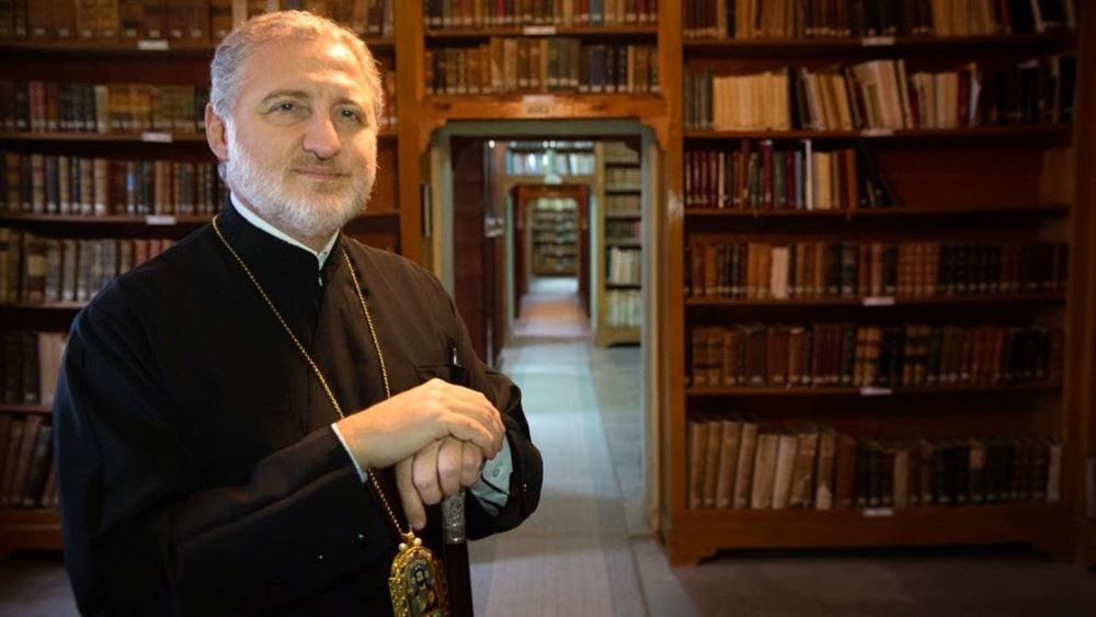 Νέα Υόρκη: Συνάντηση του Κύπριου πρόεδρου με τον Αρχιεπίσκοπο Αμερικής Ελπιδοφόρο