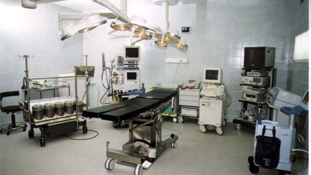 Με επιτυχία η πρώτη νευροχειρουργική επέμβαση σε συνθήκες κορονοϊού στο ΠΓΝ Αλεξανδρούπολης