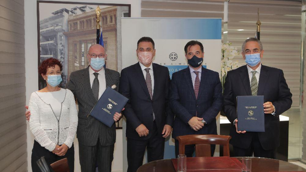 Μνημόνιο συνεργασίας ΕΒΕΑ με την ισραηλινή εταιρεία υψηλής τεχνολογίας Rollsoft