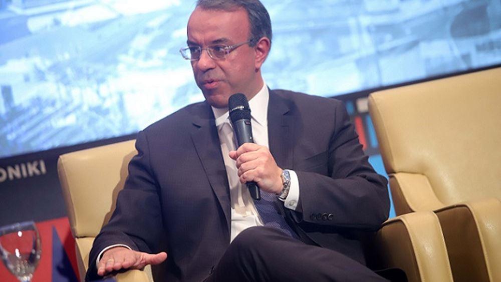 Χρ. Σταϊκούρας: Πιθανή 2η κίνηση πρόωρης αποπληρωμής δανείου του ΔΝΤ