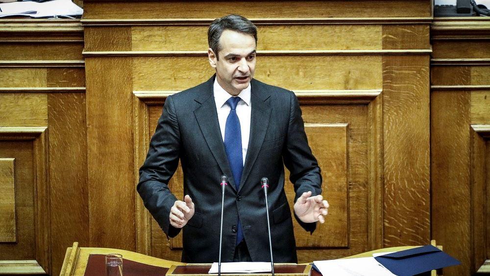 Κ. Μητσοτάκης: Κ. Τσίπρα, ψεύδεστε, δεν έχετε λύσεις και η Ελλάδα σέρνεται