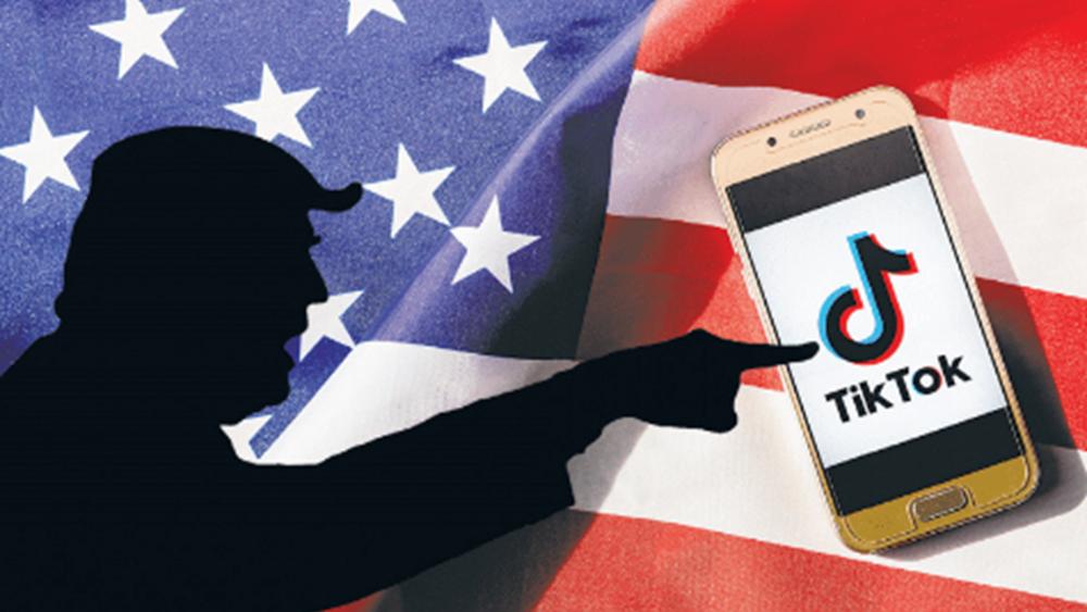 Ηχηρή ήττα Τραμπ στη διαμάχη με την Κίνα για το TikTok
