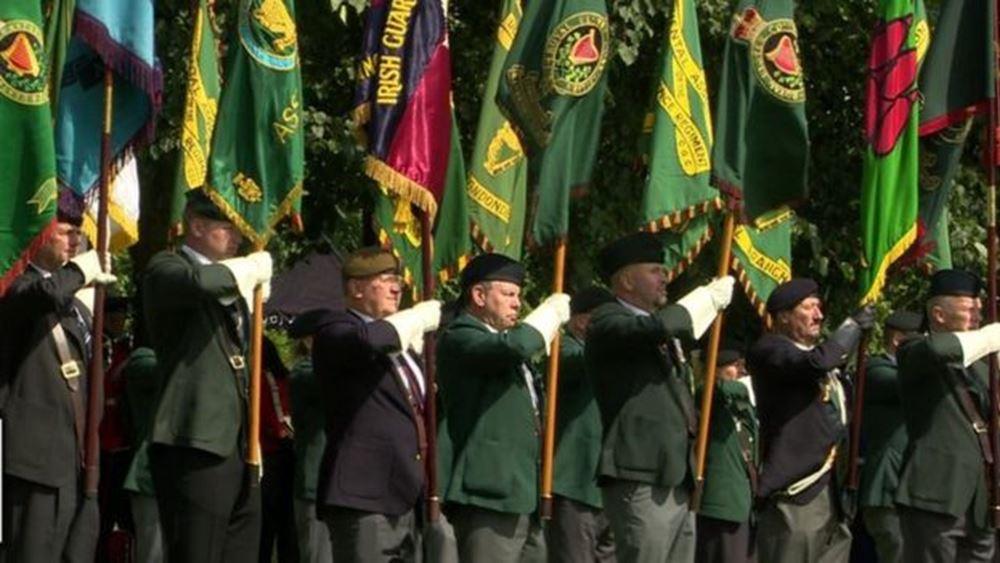 Πλήθος παλαίμαχοι και πολίτες τίμησαν την 50ή επέτειο από τη βρετανική επέμβαση στη Βόρειο Ιρλανδία
