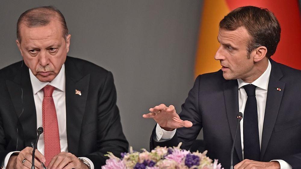 Το Παρίσι ανακαλεί τον πρεσβευτή του στην Άγκυρα - προειδοποιεί για μέτρα στο τέλος του έτους