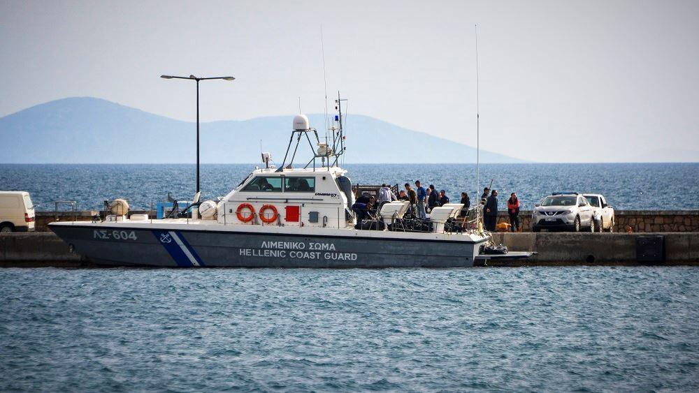 Ναυάγιο μεταναστών στους Παξούς: Διάσωση 20 ανδρών και μίας γυναίκας