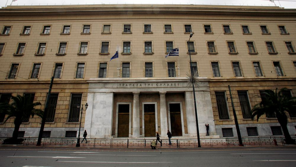 BoG: Greek current account surplus widened in June