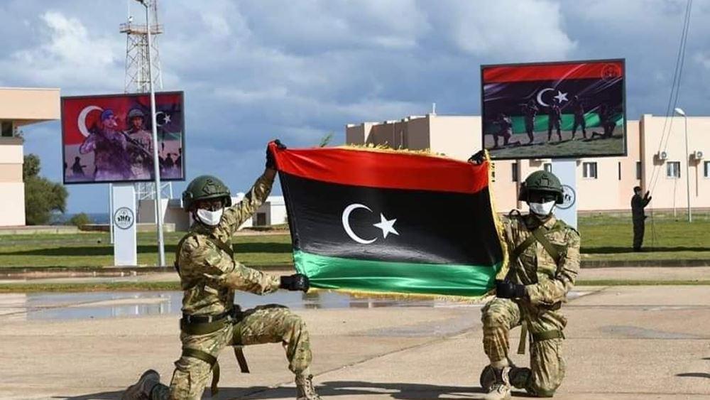 Πρωθυπουργός Λιβύης: Η συμφωνία Λιβύης-Τουρκίας για τα θαλάσσια σύνορα είναι προς το συμφέρον μας