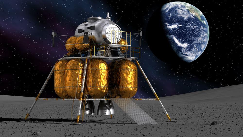 "Lockheed Martin και GM βάζουν μπροστά για το ""επόμενης γενιάς"" σεληνιακό όχημα της NASA"