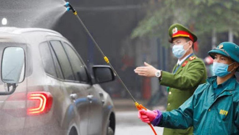 Βιετνάμ: 31 νέα κρούσματα μόλυνσης και ένας επιπλέον θάνατος