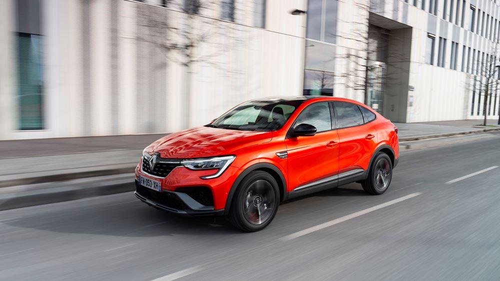 Πόσο κοστίζει στην Ελλάδα το νέο Renault Arkana;