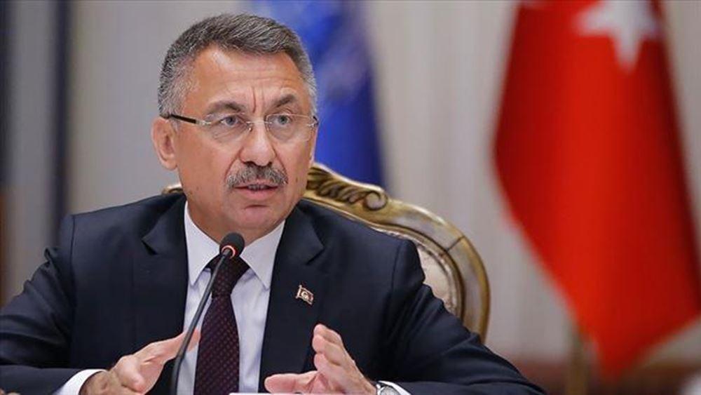 Αντιπρόεδρος Τουρκίας: Δεν πολεμάμε τους Κούρδους, πολεμάμε τους τρομοκράτες των PKK και YPG