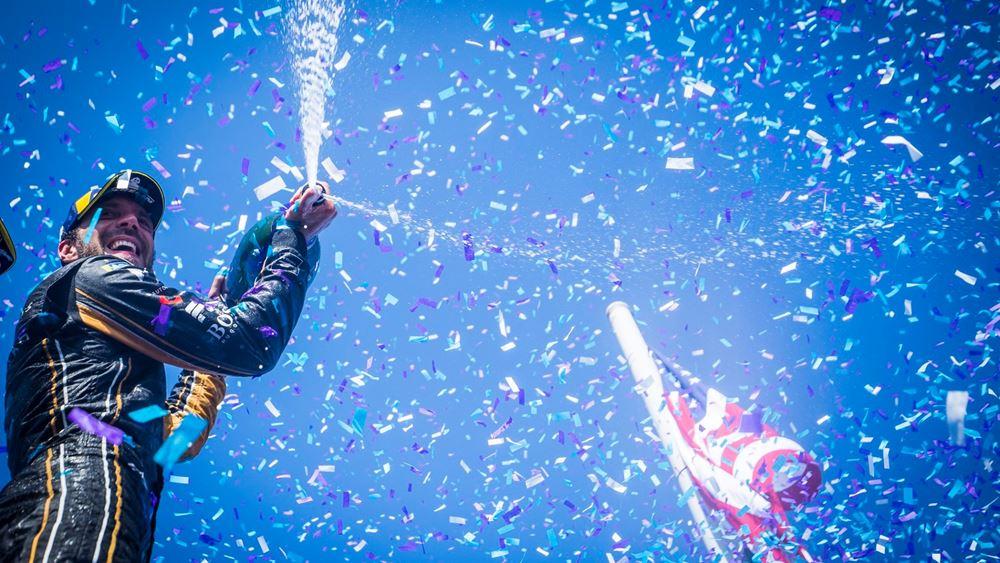 Kατάκτηση του Πρωταθλήματος της Formula E από τη DS Automobiles