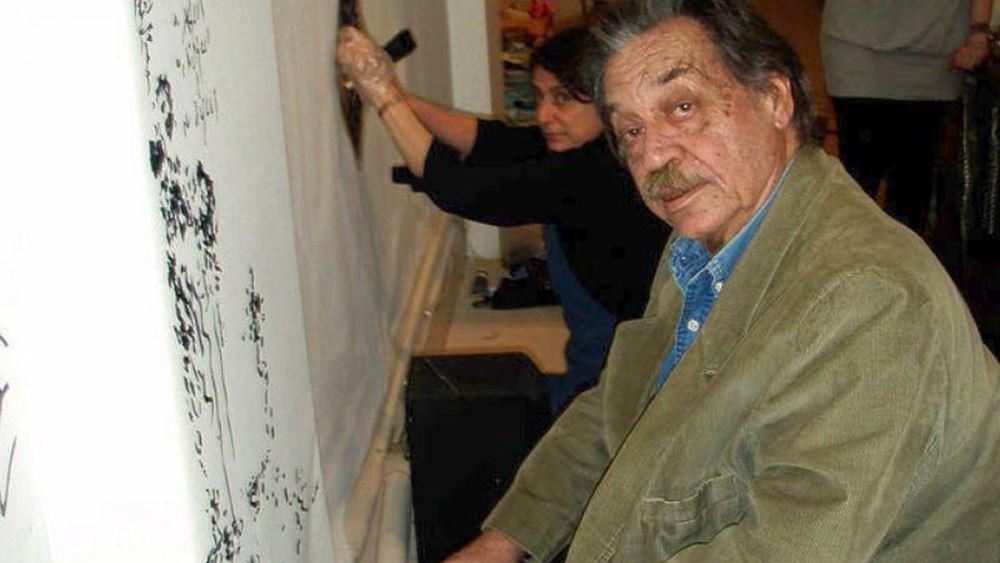 Θεσσαλονίκη: Έφυγε από τη ζωή ο πρώην υπ. Παιδείας, ακαδημαϊκός και εικαστικός Δ. Φατούρος