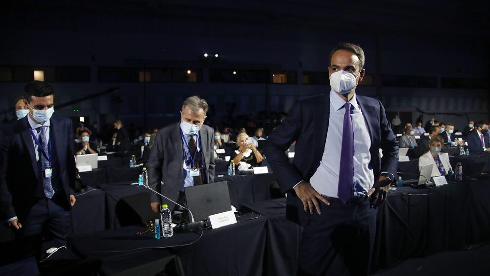 Τι απάντησε ο πρωθυπουργός Κυριάκος Μητσοτάκης στην ερώτηση του Capital.gr