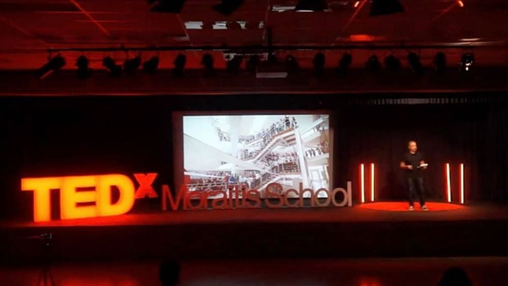 """Μάρκος Βερέμης: """"Τα ανοιχτά μυαλά των νέων θα απογειώσουν το Start Up οικοσύστημα της Ελλάδας"""""""