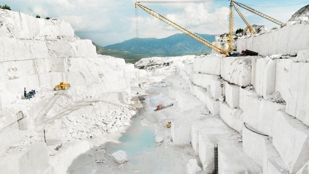 Παυλίδης: Η εξαγορά της Mermeren αλλάζει τον χάρτη στο λευκό μάρμαρο