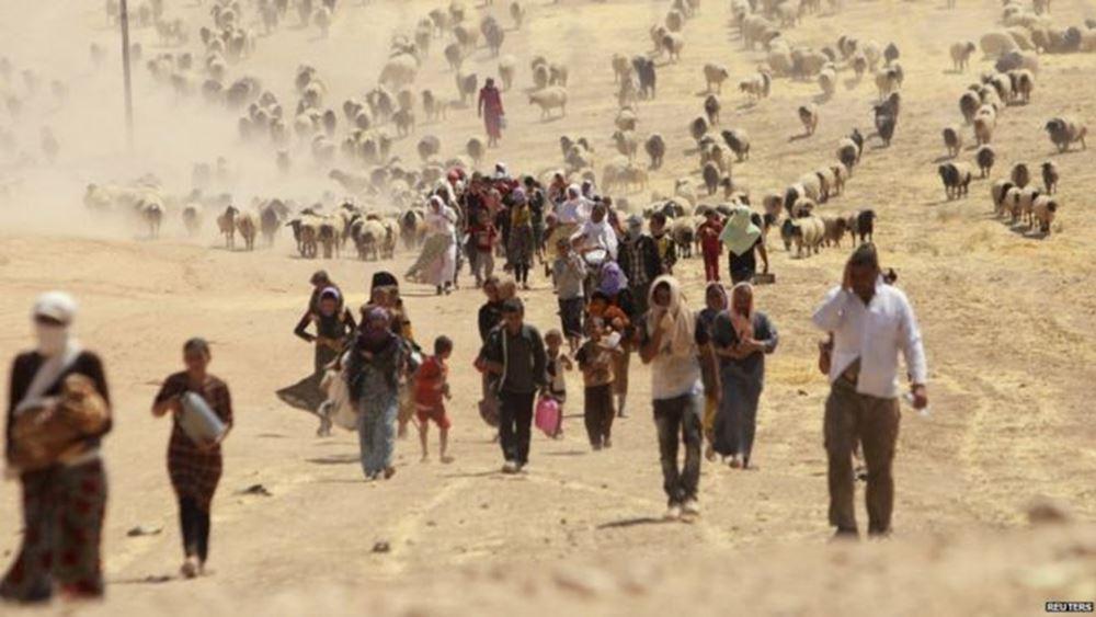 Συρία: Η ξηρασία που πλήττει τη χώρα θα επιδεινώσει την επισιτιστική κρίση, προειδοποιεί ο ΟΗΕ