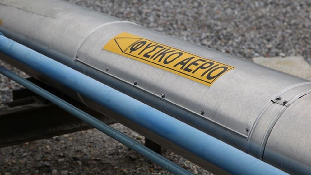 Η Gazprom προτείνει συμφωνία 1 έτους για το φυσικό αέριο στην Ουκρανία