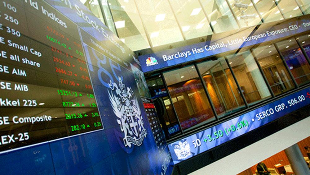 Ευρωζώνη και Κίνα κράτησαν τα ευρωπαϊκά χρηματιστήρια χωρίς αξιόλογες μεταβολές
