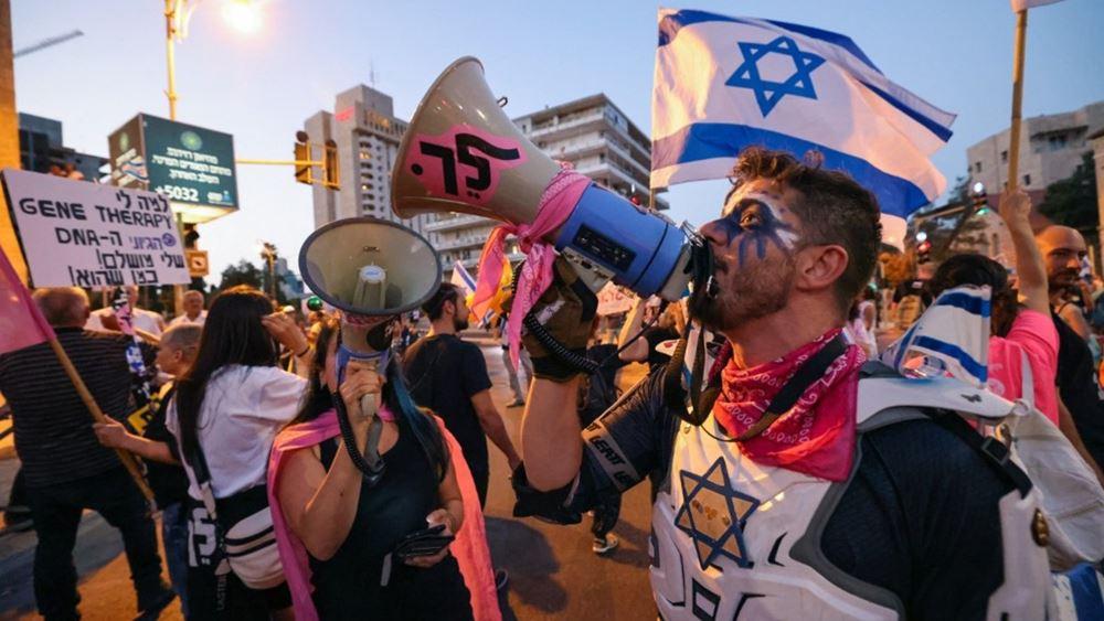 Ισραήλ: Αντίστροφη μέτρηση για το τέλος της κυριαρχίας του Νετανιάχου