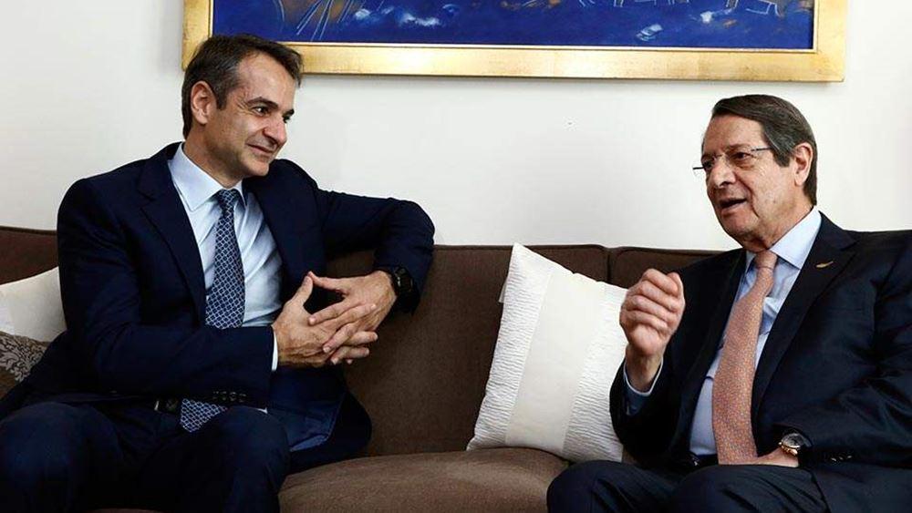 Mitsotakis: Turkey's stance and rhetoric proves its international isolation