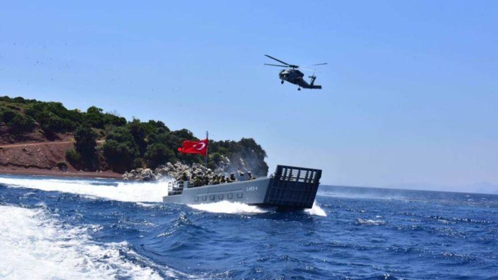 τουρκική-απόβαση