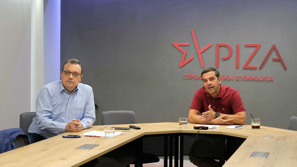 Τσίπρας για ΕΛΠΕ:Κρίσιμος ο ρόλος τους για την οικονομία και την ανάπτυξη της χώρας