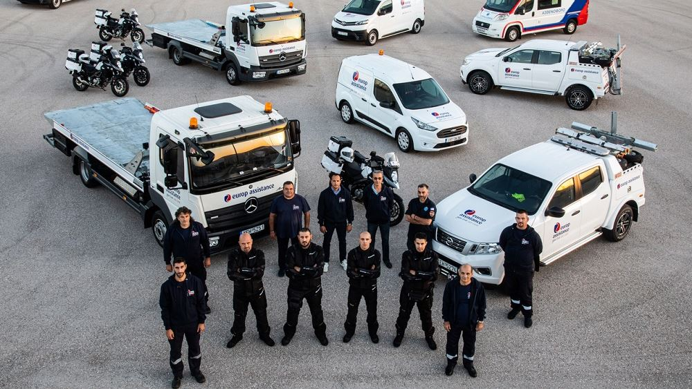 Europ Assistance Greece στόλος 02.11.2020