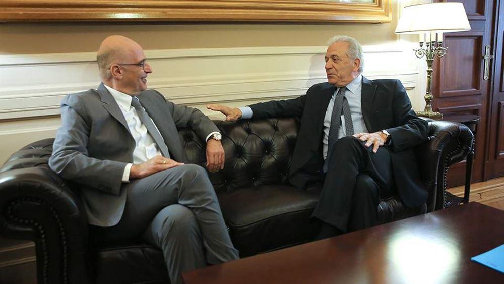 Δ. Αβραμόπουλος: Ορθά ο Ν. Δένδιας πηγαίνει στην Άγκυρα