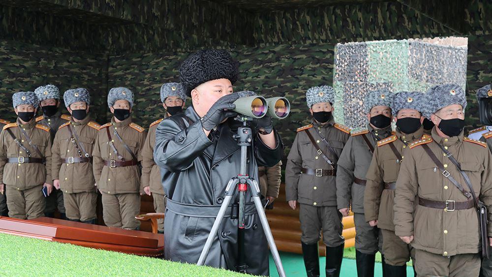 """Σε κατάσταση """"μέγιστου συναγερμού"""" η Β. Κορέα: Πρώτο ύποπτο κρούσμα"""