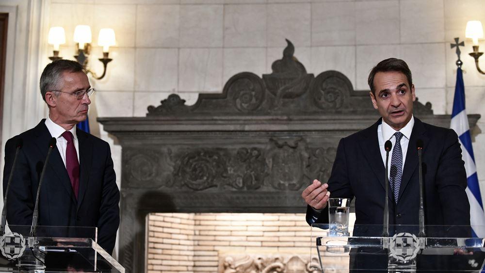 Κ. Μητσοτάκης για Τουρκία: Η τακτική ίσων αποστάσεων του ΝΑΤΟ αδικεί την Ελλάδα