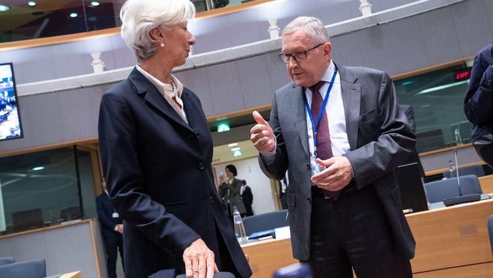 """Το μεταμεσονύκτιο """"παρασκήνιο"""" στο χθεσινό Eurogroup"""