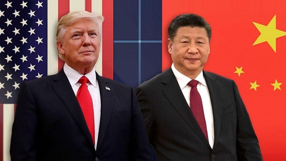 Καθυστερεί η εμπορική συμφωνία ΗΠΑ-Κίνας - Ίσως τη νέα χρονιά οι υπογραφές