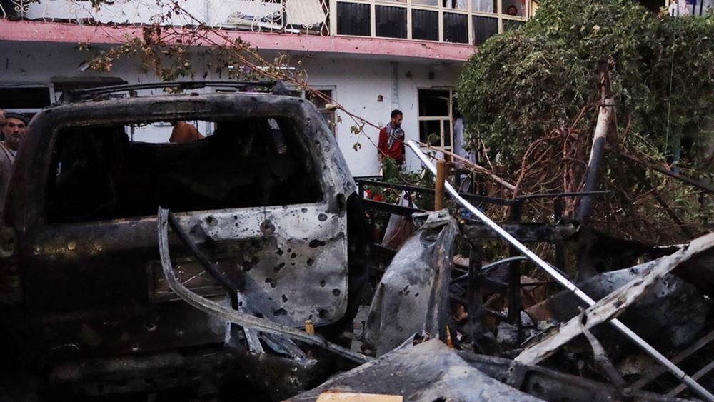 Αφγανιστάν: Αμερικανικό χτύπημα σε όχημα που μετέφερε βομβιστή αυτοκτονίας στην Καμπούλ